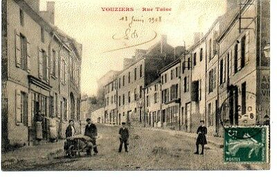 (S-88072) France - 08 - Vouziers Cpa