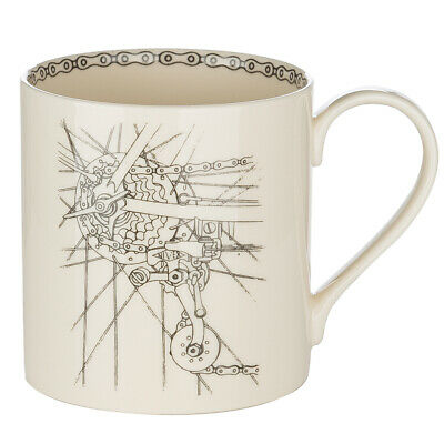 NEW Big Tomato Company Golden Age of Bicycles Derailleur Mug