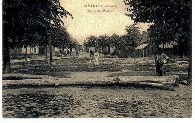 (S-88715) France - 80 - Meaulte Cpa