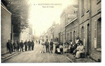 (S-88733) France - 80 - Montieres Cpa