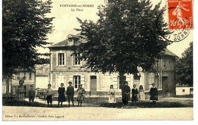 (S-88826) France - 80 - Fontaine Sur Somme Cpa