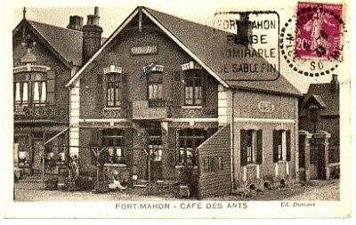 (S-88834) FRANCE - 80 - FORT MAHON PLAGE CPA      DUMONT ed.