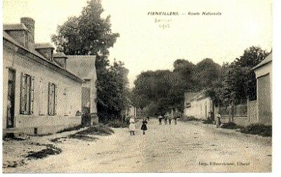 (S-88841) France - 80 - Fienvillers Cpa