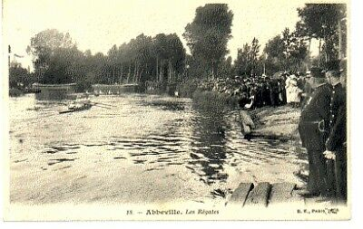 (S-88988) FRANCE - 80 - ABBEVILLE CPA      B.F. PARIS  ed.