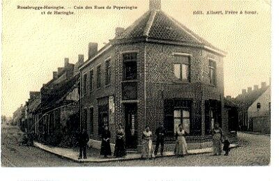 (S-93472) Belgique  - Be-Rousbrugge Haringhe Cpa