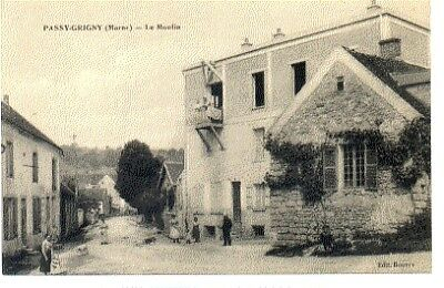 (S-99118) France - 51 - Passy Grigny Cpa