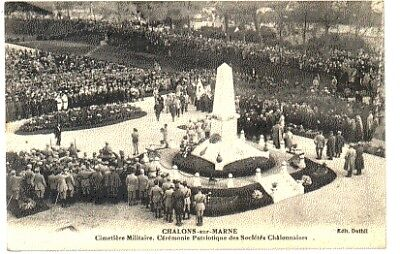 (S-99307) France - 51 - Chalons Sur Marne Cpa