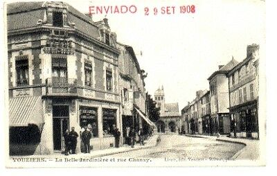 (S-99352) France - 08 - Vouziers Cpa