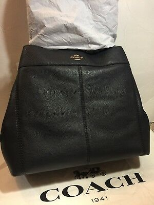 a5859874c1bd Authentic Prada Soft Calf Leather Tote Br4223 Black Grade Ab Used - Hp.