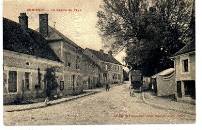(S-99537) France - 89 - Fontenoy Cpa