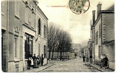 (S-99541) France - 51 - Cormontreuil Cpa