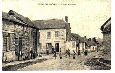 (S-99549) France - 80 - Sauvillers Mongival Cpa