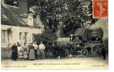 (S-99646) France - 41 - Molineuf Cpa