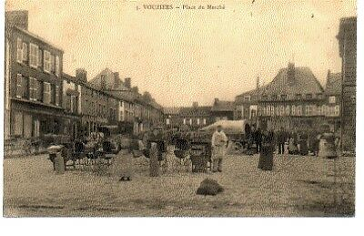 (S-88056) France - 08 - Vouziers Cpa