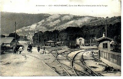 (S-88114) France - 08 - Montherme Cpa