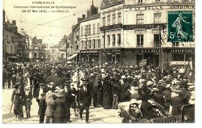 (S-88139) France - 08 - Charleville Mezieres Cpa