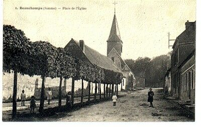 (S-88958) France - 80 - Beauchamps Cpa