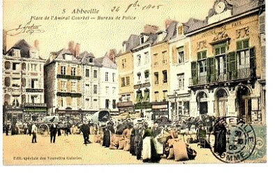 (S-88993) France - 80 - Abbeville Cpa