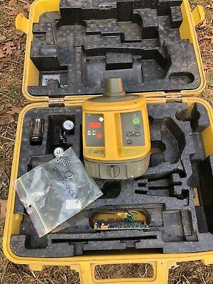 Topcon RL-VH3C Vertical & Horizontal Self Leveling Rotary Laser Level