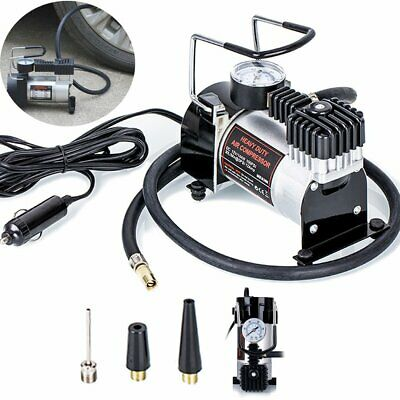 Heavy Duty 12v Car Air Compressor 150PSI Tyre Deflator Portable Inflator Pump