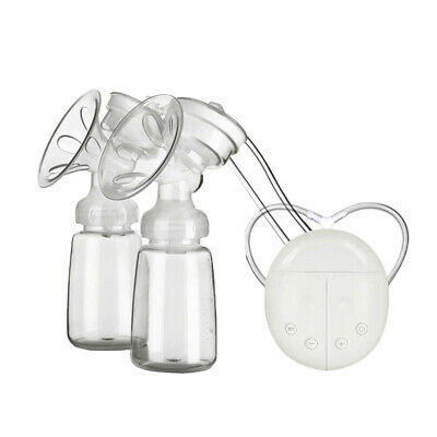 Automatic Double Intelligent Electric Handfree Breast Pump Baby Feeder NEW