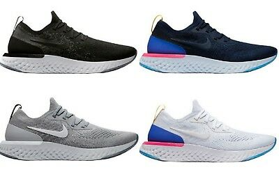Nike Men's Epic React Flyknit Running Shoes - NEW WITH BOX!!