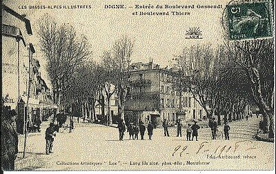 (S-6188) FRANCE - 04 - DIGNE CPA      ANTHOUARD  ed.
