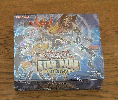 Yu-Gi-Oh! Star Pack Vrains 50 Booster Display 1. Auflage Deutsch