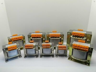 Chint Ndk Control Circuit Panel Transformer 20-415V Output 12,24,48,110,230 Volt
