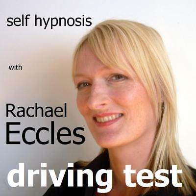 Driving Test Success Self Hypnosis CD to Ease Driving Test Anxiety Hypnotherapy