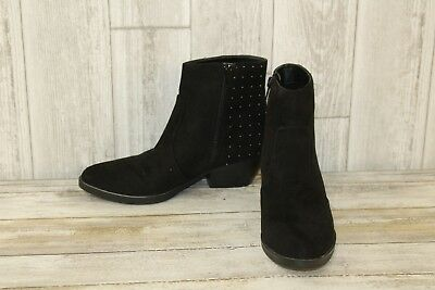 196a8407b78 GUESS VELINA ANKLE Boots - Women's Size 6 M, Black