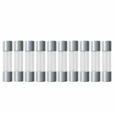 10 Pcs Fsp Fuse Glass Tube Fuse T 2,5A 250V Time Delay 5x20mm Fuse Miniature