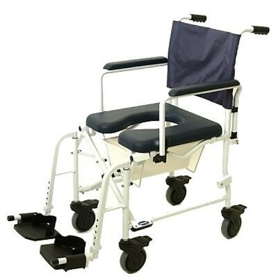 "Invacare - Mariner Rehab Shower Chair - 5"" Casters"