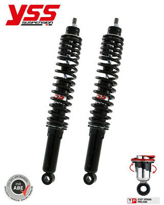 PIAGGIO Vespa GTS IE Touring M45200 300 2013 ADJUSTABLE REAR SHOCK ABSORBERS