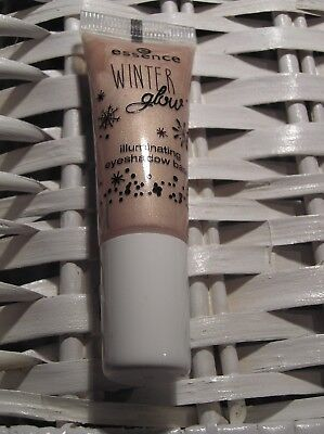 essence LE Winter Glow Iluminating Eyeshadow Base 01 all lights on NEU & OVP