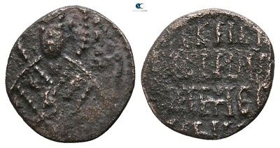 Savoca Coins Crusaders Sicily Ruggero Normans 0,68g/12mm $KBA13131