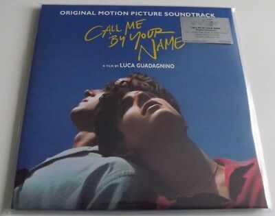 Call Me By Your Name Double Black Vinyl Lp Soundtrack Sufjan Stevens