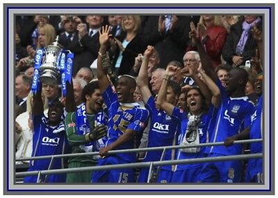 Collectors/Photograph/Print/Portsmouth/Pompey/2008/FA Cup Final/Winners/Wembley