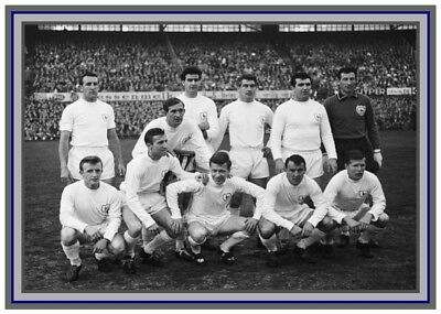 Collectors/Photograph/Print/Tottenham/Spurs/Team/European Cup Winners Cup 1963
