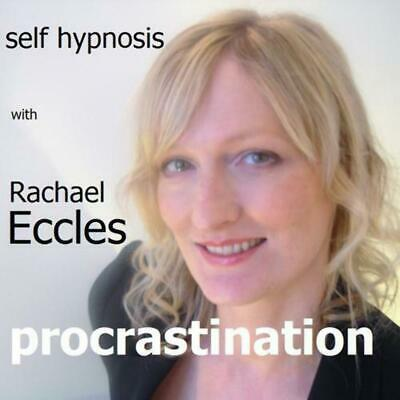 Procrastination: Stop Procrastinating, Self Hypnosis, Hypnotherapy CD [Audio CD]