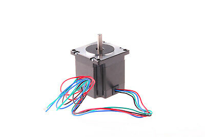 Nema 23 Stepper Motor 179oz.in(1.26Nm) For CNC 3D Printer DIY 57*57*56mm