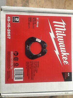 Milwaukee 49-16-2657 M18 Force Logic 3 in. Ring