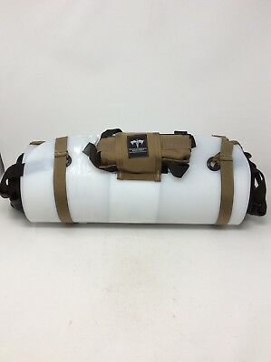 Tan Lightweight Compact Rescue Task Force Litter Casualty Evacuation Platform