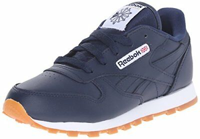 830d248f9a7da REEBOK AR1312 KIDS Classic Leather Gum Shoe 4.5 Child US- Choose SZ ...
