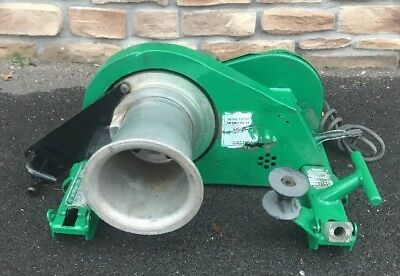Greenlee 640 Cable Puller Pulling Tugger 4000LBS **NICE SHAPE** #1
