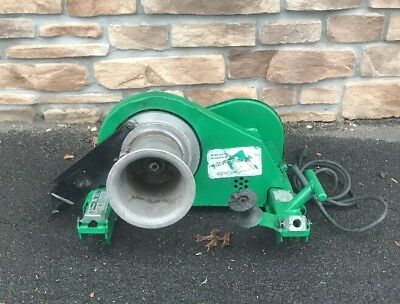 Greenlee 640 Cable Puller Pulling Tugger 4000LBS **NICE SHAPE** #2