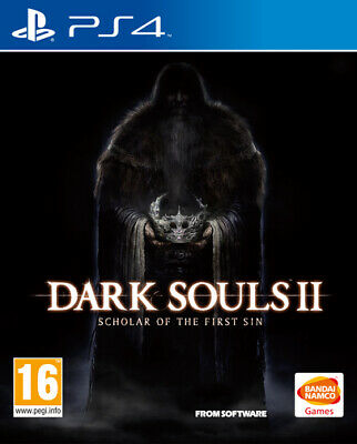 Dark âmes 2 Érudit Of Le First Sin PS4 Playstation 4 NAMCO