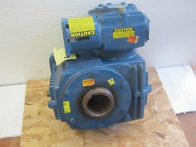 Cone Drive Gearbox Speed Reducer MOVS35A853-U2A  Ratio 900 to 1 Input 1750 RPM