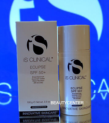 iS Clinical Eclipse SPF 50+ 3.5 oz / 100 g. Fresh!