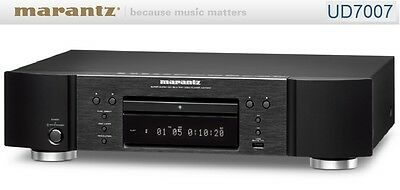 Marantz UD7007 Schwarz NEU Universal 3D Blu-Ray Player DVD/DVD-Audio SACD CD
